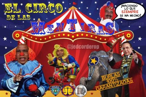 Circo De Las Mentiras
