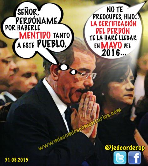 El Perdón de Danilo