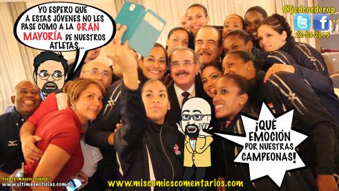 Un_Selfie_con_Nuestras_Campeonas_RD